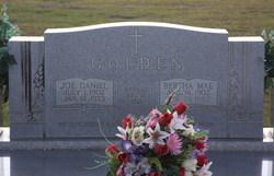 Joe Daniel Golden