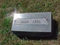 Olga <i>Jacobi</i> Abel