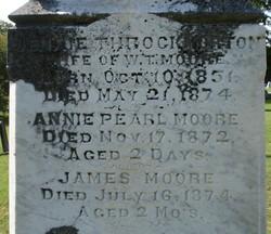 Jennie <i>Throckmorton</i> Moore