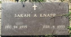 Sarah Amanda Knapp