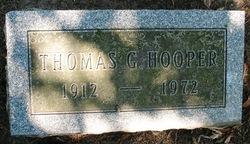 Thomas G Hooper