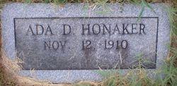 Ada Downing Honaker
