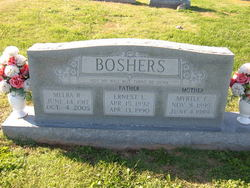 Melba Ruth Boshers
