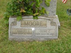 Olive Cornelia <i>Moulton</i> Moore