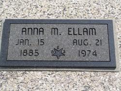 Anna M. Ellam