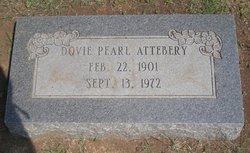 Dovie Pearl <i>Booth</i> Attebery