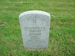 Chauncey Smith Abram