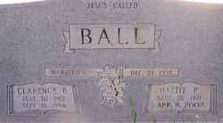 Hattie Pearl <i>Kennedy</i> Ball