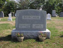 Jessie Gertrude <i>Thomas</i> Burcher