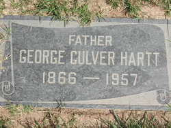 George Culver Hartt