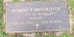 Robert Franklin Brookover