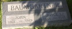 John Baumgartner
