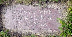 Lorraine Anna <i>Anderson</i> Huizinga
