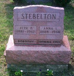 Alva Dillsaver Stebelton