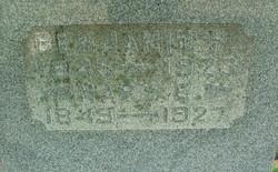 Benjamin Phillip Riley