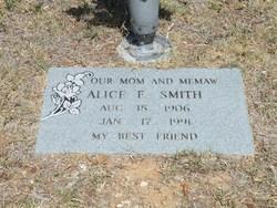 Alice E Smith