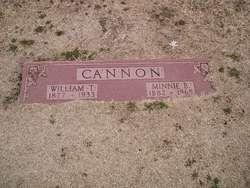 Minnie Bell Ma <i>Gill</i> Cannon
