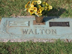 Gilbert Scott Scotty Walton