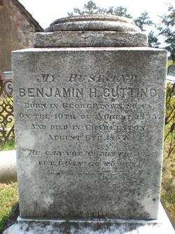 Benjamin Henry Cuttino