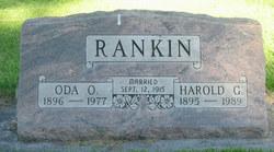 Harold Gilbert Rankin