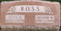 Edith Matilda Augusta <i>Kirschstein</i> Ross
