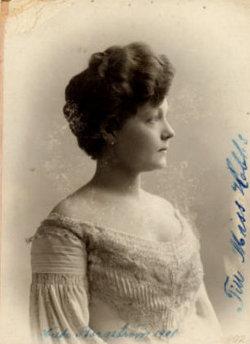 Hilda Borgstr�m