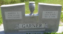 Martha Roosevelt <i>Buckman</i> Garner