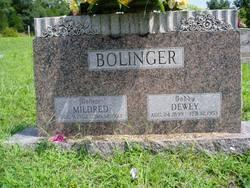 George Dewey Bolinger