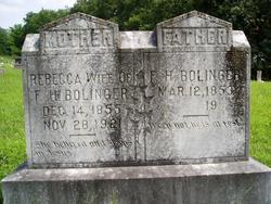 Rebecca L Beckie <i>Walker</i> Bolinger
