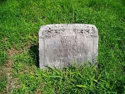 Mary Ann Polly <i>Parker</i> Bolinger