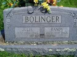 Julia Manaria <i>Boren</i> Bolinger