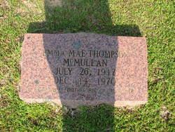 Emma Mae <i>Thompson</i> McMullan