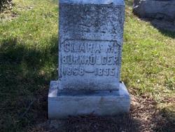Clara M. Burkholder