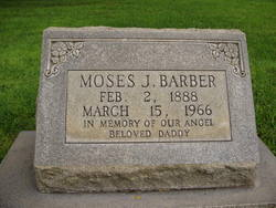Moses J. Barber
