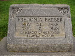 Fredonia <i>Garner</i> Barber
