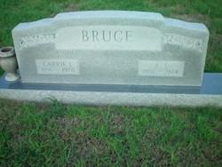 Carrie Iola <i>Hill</i> Bruce
