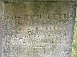 Joseph A. Titus