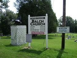 Balch Chapel Cemetery