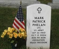 LTC Mark Patrick Phelan