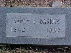 Nancy Emoline <i>Gillespie</i> Barker