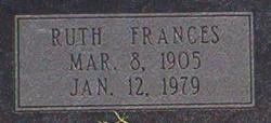 Ruth Frances Haney