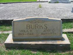 John Oscar Burks