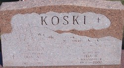 Ida B. <i>Wanamaker</i> Koski