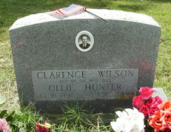 Clarence W Hunter