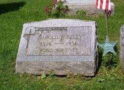 Harold Frances Kelly
