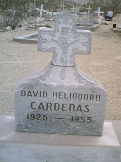 David Heliodoro Cardenas