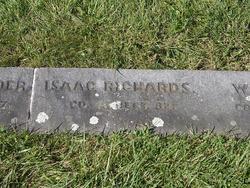 Pvt Isaac Richards