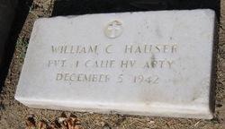 William Carl Hauser