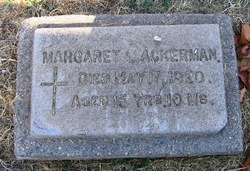 Margaret Ackerman