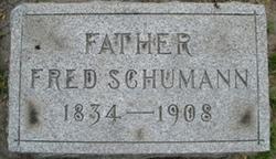 Friedrich Wilhelm Fred Schumann